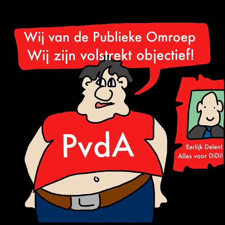 NPO stemt PvdA