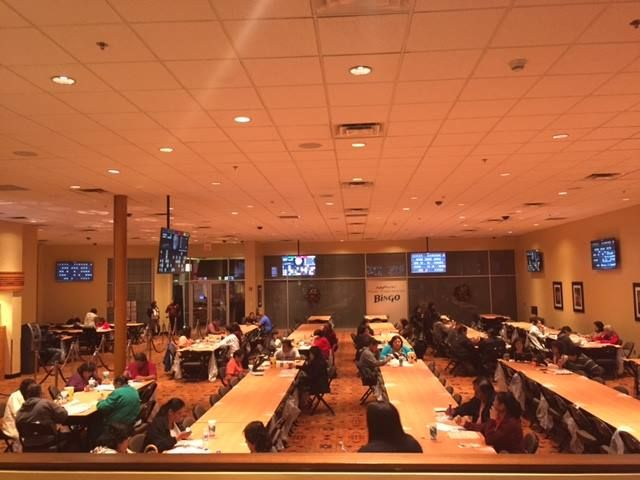 The tribe said the Pearl River Resort is the only casino in Mississippi where bingo games are available.