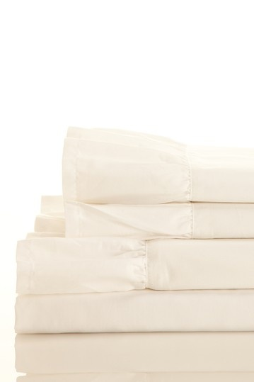 luxury sheets 300 percale 100 pure cotton sheet set ivory