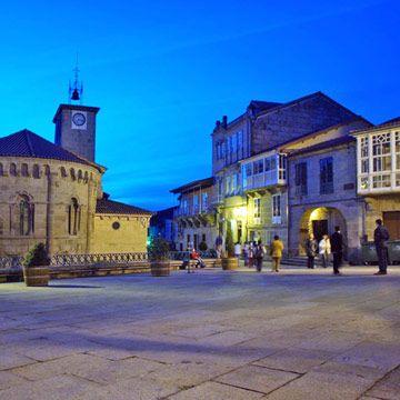 Viveiro entre los 11 pueblos de Galicia que son bonitos a rabiar