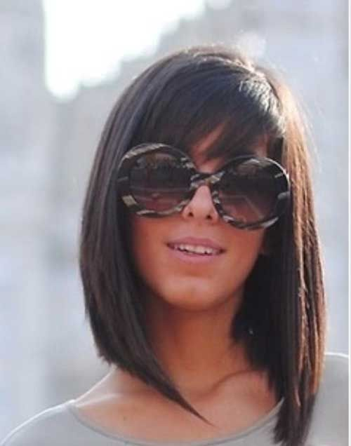 35  New Bob With Bangs | Bob Hairstyles 2015 - Short Hairstyles for Women