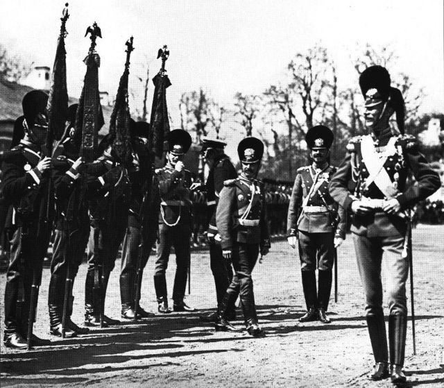 Великая война в мемуарах великих людей