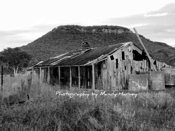Old homestead, Hartley, New South Wales, Australia