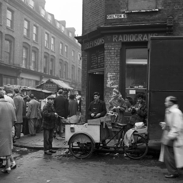 258 best images about london views 1950s 60s on pinterest for Best fish and chips nyc
