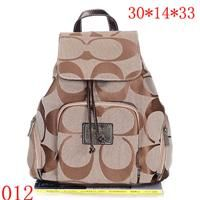 coach store outlet online 6m9s  Save Cheap 2012 New Arrival Coach Signature Backpack 180032 Factory Outlet  Online US Store With Free Ship & 24 Hours Delivery!