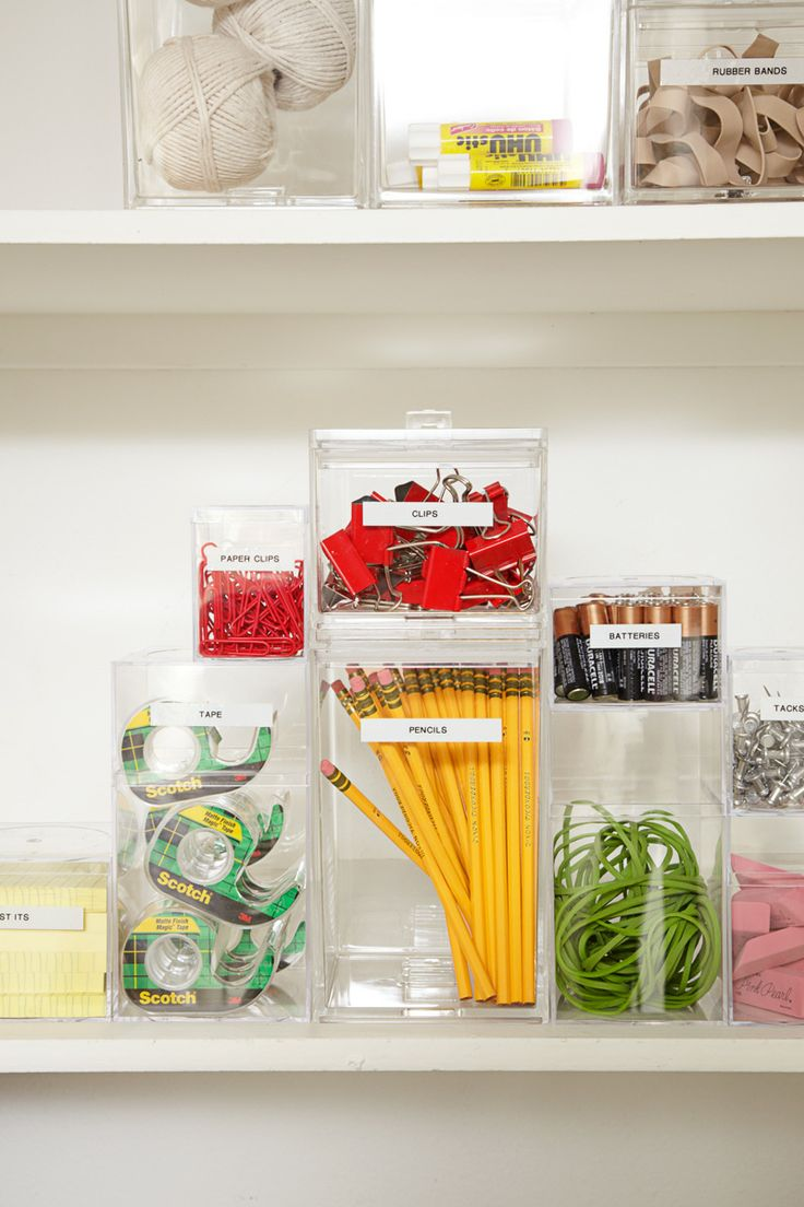590 best Get Organized! {Home, Office, Kitchen \u0026 Closet} images on ...