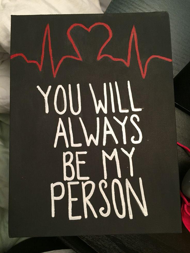 Greys Anatomy Wall Decor : Best boyfriend canvas ideas on presents