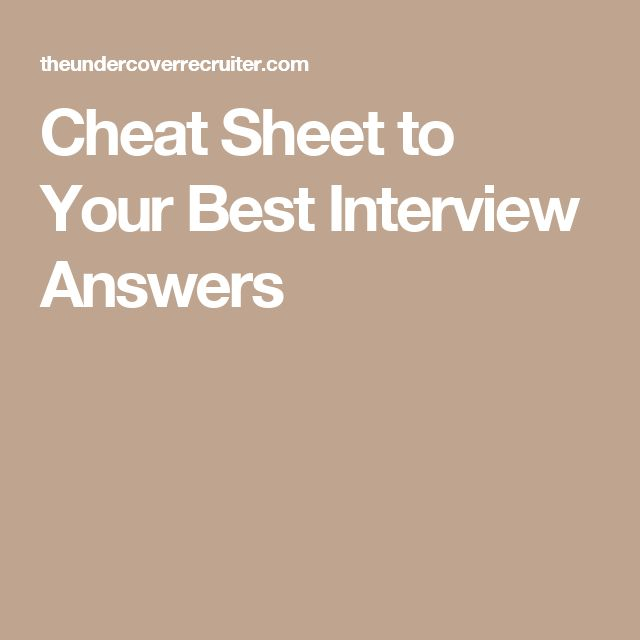 Best 25+ Best interview answers ideas on Pinterest Job interview - best interview answers