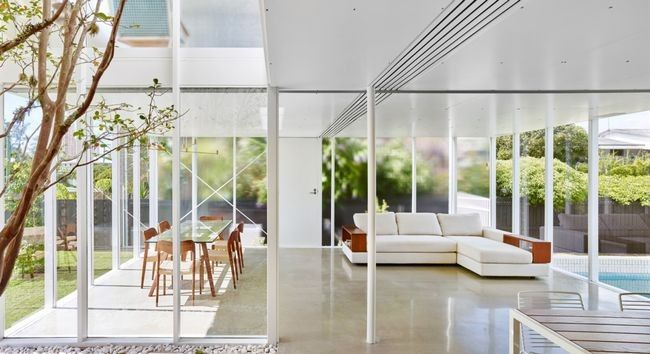 House tour: a pristine Gold Coast home that brings the outside in: