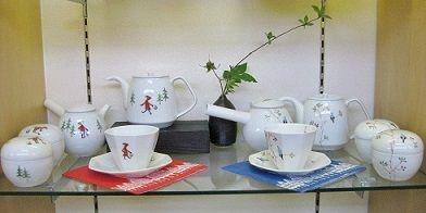 波佐見陶器まつり 工業組合展示 : m.pots blog