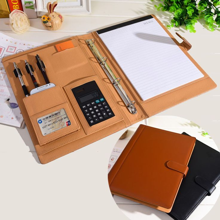 Leather Notepad Folder Reviews - Online Shopping Leather Notepad ...