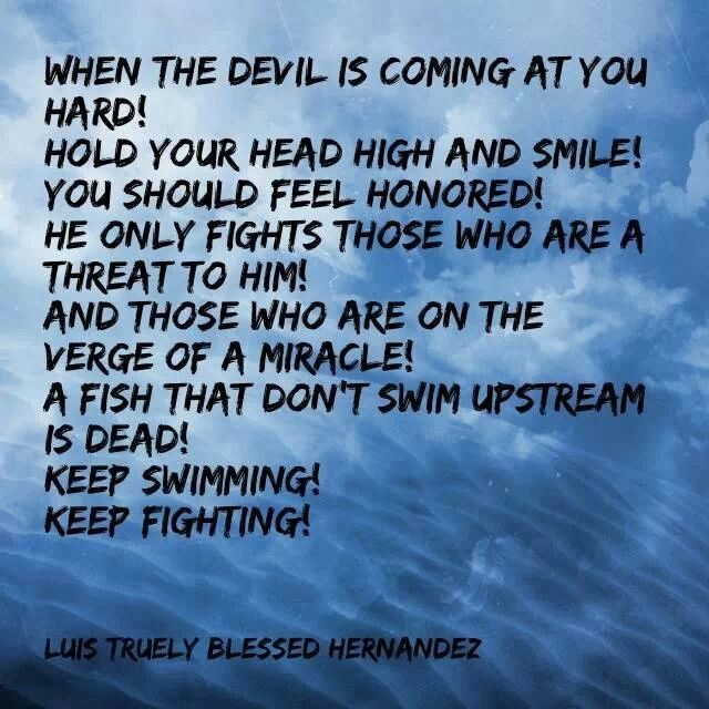 Fighting The Good Fight Quotes: Quotes And Sayings