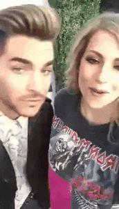 GIF  kiis_la snapchat Veronika Glam lilybop