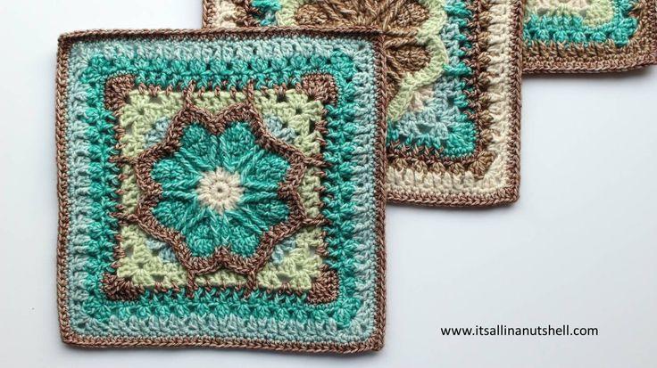 1047 Best Crochet Images On Pinterest Crochet Blankets
