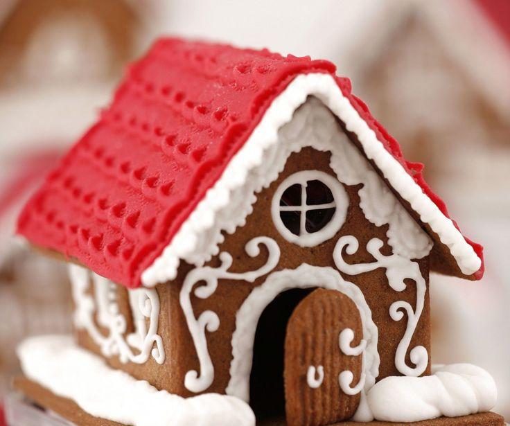 пряничный домик рецепт с фото пошагово картинки одной