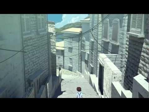 HIDETAKE TAKAYAMA 「Express feat. Silla (múm) 」 Music Video