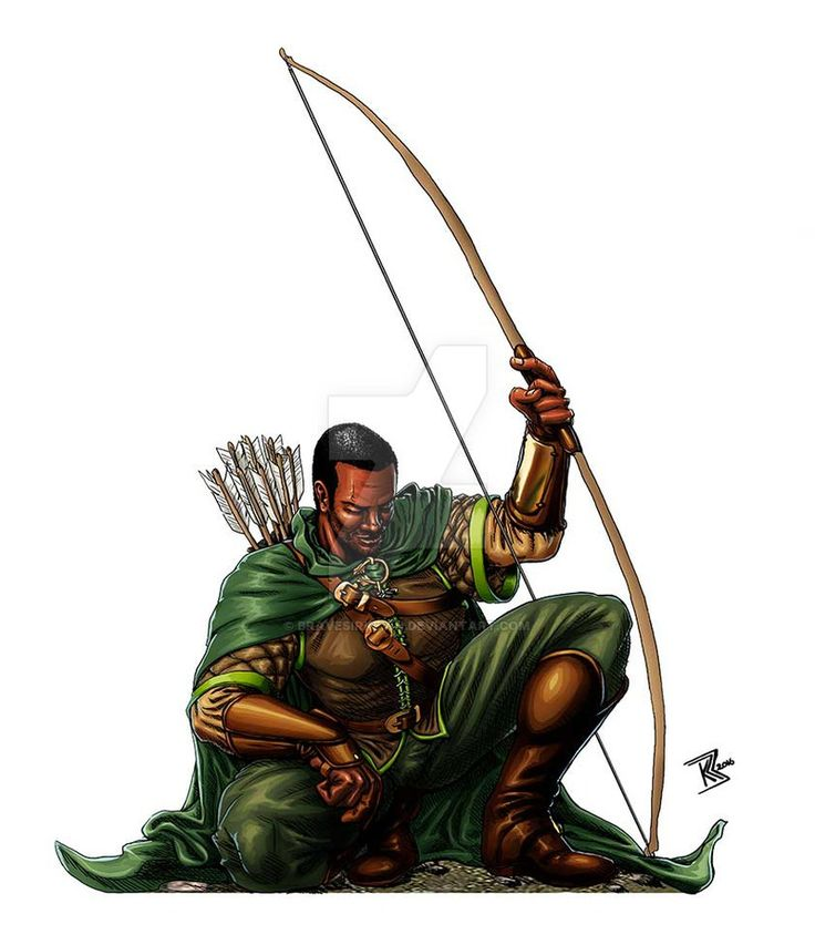 Warriors Into The Wild Setting: 78+ Images About D&D Classes: Hunters And Trackers! On