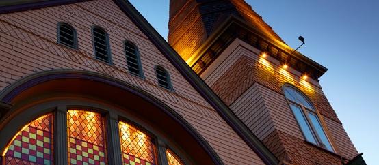 Belfry Theatre, Victoria, BC, Canada