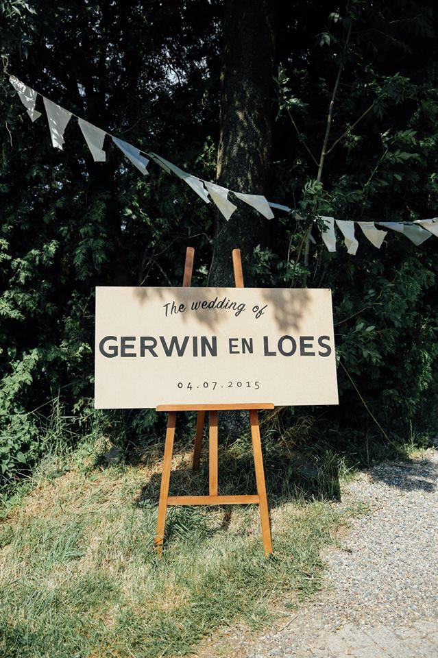 WEDDING | Wedding Gerwin & Loes. - Photography: Forever Yes Photography
