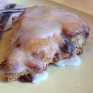 Panera Bread Restaurant Copycat Recipes: Strawberries and Cream Scones