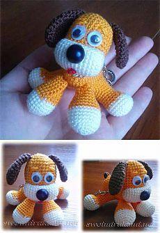 Забавный щенок   Искусница