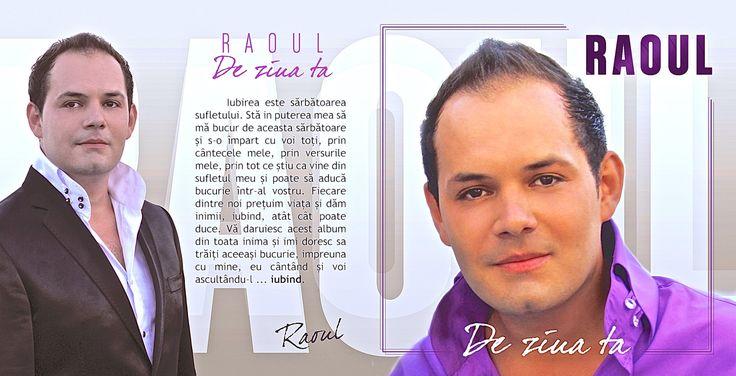 RAOUL - DE ZIUA TA  (album intreg )