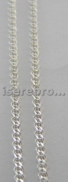 Серебряная цепочка - Ювелирные изделия