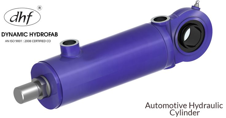 The automotive hydraulic cylinders are made in the strict supervision using the best quality of raw materials and innovative techniques.