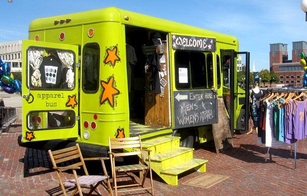 I am absolutely in love with these businesses! | Beyond the Food Truck: 10 Unique Mobile Businesses #entrepreneur | @Michelle Flynn Flynn Flynn Swift