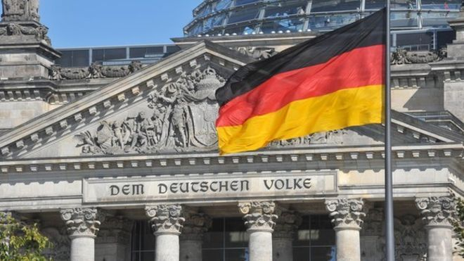 Germany's Chamber of Commerce and Industry has warned Britain that 'Brexit' would be detrimental both to the German and British economic fate. (Source: BBC News, 2015)