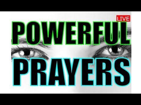 POWERFUL SPIRITUAL WARFARE PRAYERS To Break Curse Holding