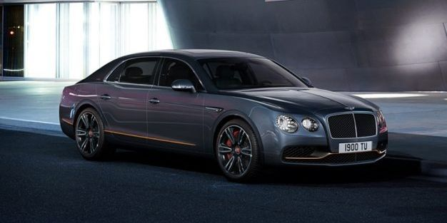 Bentley Adds the Flying Spur Design Series by Mulliner to Its Special Edition Collection
