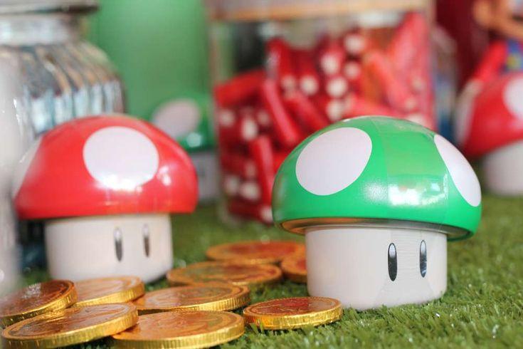 Mario Wii Party | CatchMyParty.com