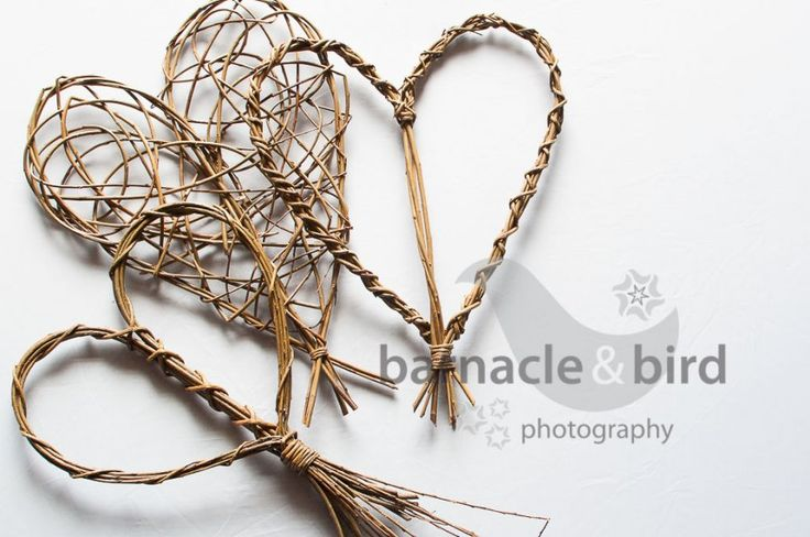 Ways with Willow can produce unique willow favours and decorations for weddings from as little as £2.50! We can make hearts of all sizes, wedding arches, flowers, wands for little people and so much more! Get in touch to discuss your ideas www.wayswithwillow.co.uk