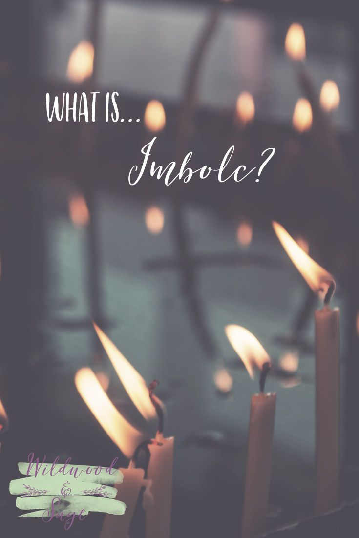 What is Imbolc? Imbolc marks the half way point between the Winter Solstice and Spring Equinox. It is a day dedicated to the goddess & saint Brigid and to the fertility of the spring yet to come. It's the perfect time for purification, and leaving behind the darkness.