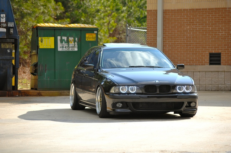 BMW E39 - my other whip