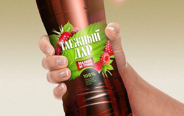 Таежный дар - газированные напитки (3)
