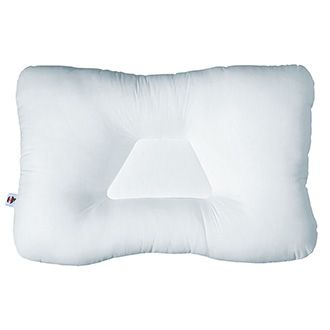 Health care professionals recommend the Core Products Tri-Core Pillow to reduce neck pain and instability, treat a wide variety of neck injury symptoms, and provide a consistently better night's sleep. Sleeping with your head on the Tri-Core Pillow might also help alleviate airway blockages, a major cause of snoring. Most Tri-Core Pillow users experience an increase in sleeping comfort within a couple of days of using the orthopedic pillow. Others may require up to two weeks before the neck…