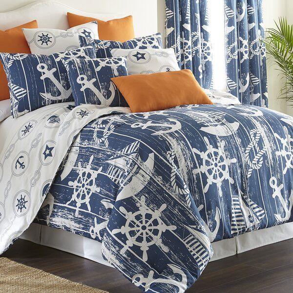 Gibsonia 100 Cotton Reversible Comforter Set Comforter Sets Duvet Cover Sets Cotton Comforter Set