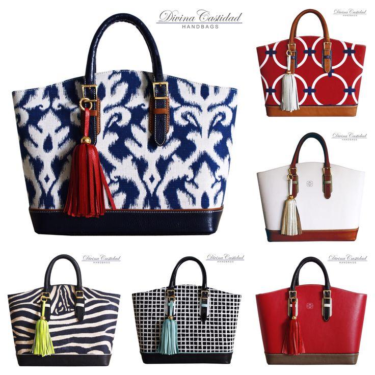 DCH Treasures Divina Castidad Handbags