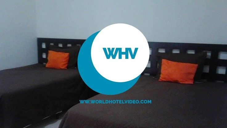 Hostal Villa Blanca Metapan in Metapán El Salvador (Central America) https://youtu.be/yxikLNehkIk