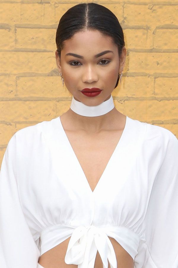 chanel iman beauty secrets