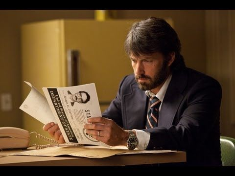 Argo - SPOILER: it is based on a true story and so they all make it out. Yay! Even though you know it ends well, it still gets pretty intense with scenes of psychological torture and suspense. Good movie.