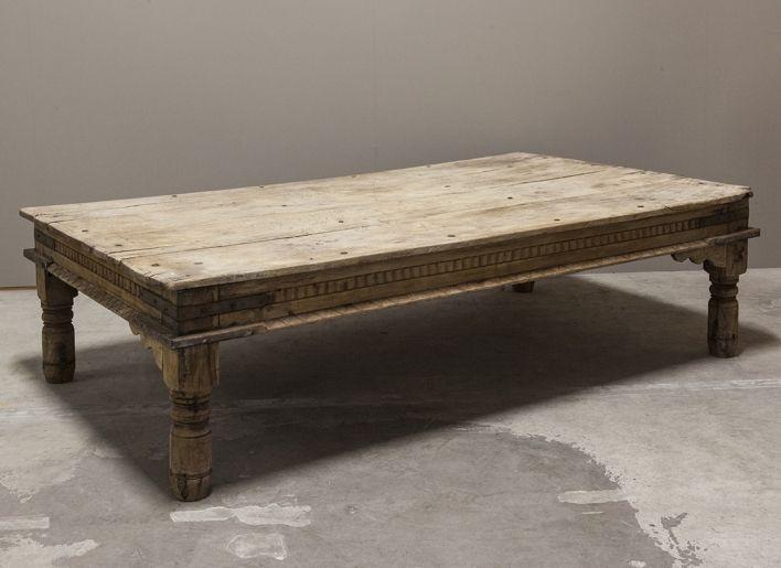 Originele oude salontafel