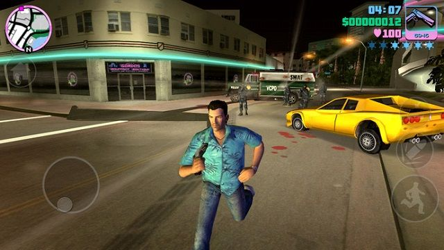 Cach Chơi Gta Vice City Cac Nut điều Khiển Cơ Bản Trong Game Game Mafia May Tinh