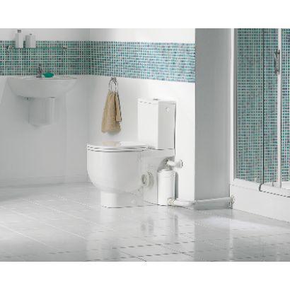 Best Toilet Images On Pinterest Basement Ideas Tiny House - Macerator pump for basement bathroom for bathroom decor ideas