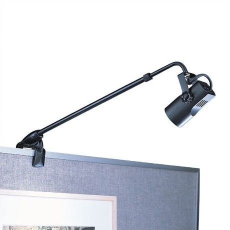 Adjustable Clamp 1 Light Picture Light