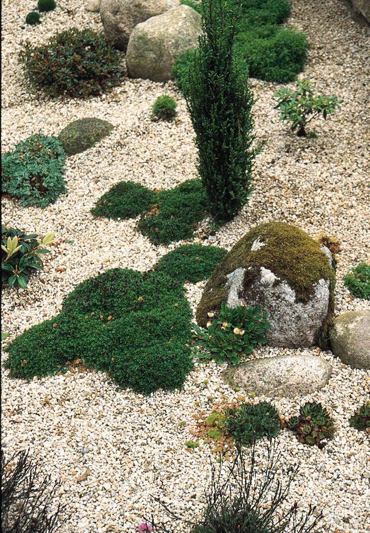 40 best gravel beds images on Pinterest Landscaping Gravel
