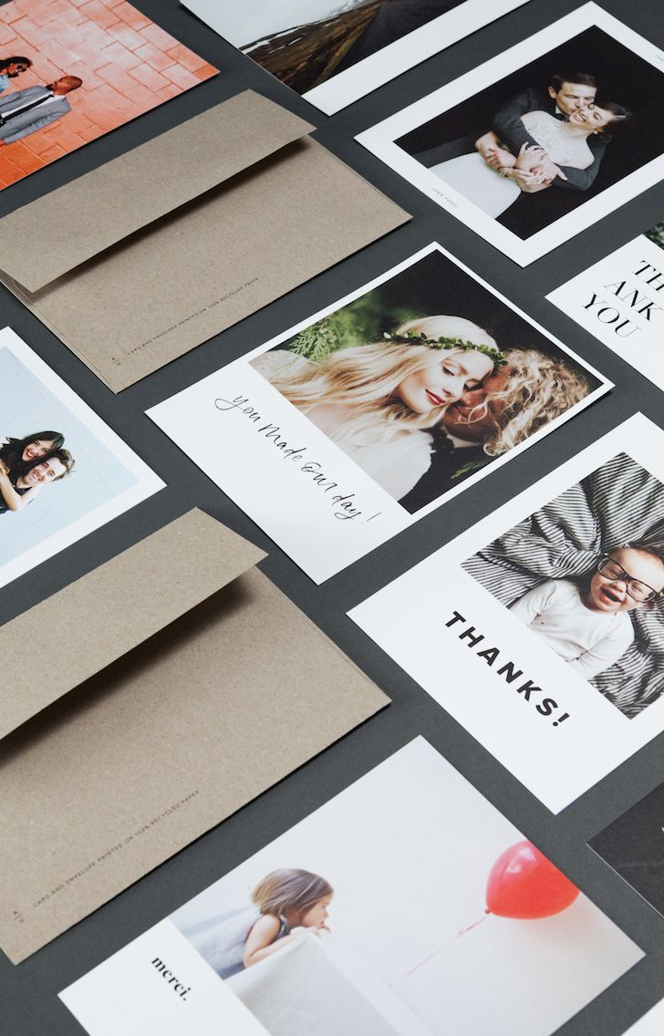 A little nice goes a long way. Introducing 19 new Thank You Card designs from @artifactuprsng. Each one printed on 100% recycled paper and includes craft envelopes.