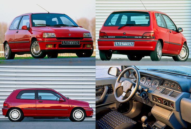 Renault Clio 16S (1991-19??)